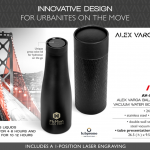 alex varga water bottle_#b2bpromo